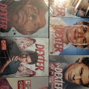 Dexter Complete series brand new